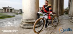 Rad-Gesetz-Unterstützer König Ludwig II., Foto: Tobias Hase