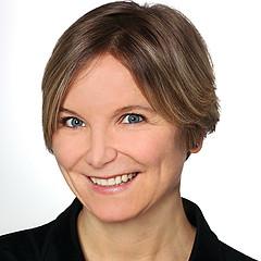 Porträt von Bernadette Felsch, Sprecherin der Aktion