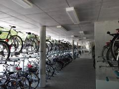 Fahrradparkhaus Dachau, ADFC Neufahrn Eching, Dirks-Birker Hasse